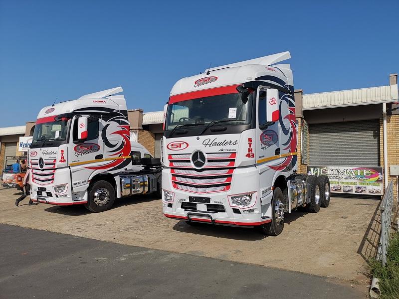 ST Trucks
